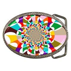 Focus Belt Buckle (oval)