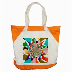 Focus Accent Tote Bag