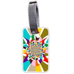FOCUS Luggage Tag (Two Sides)