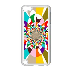 FOCUS Apple iPod Touch 5 Case (White)