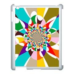 FOCUS Apple iPad 3/4 Case (White)