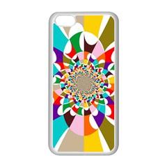 FOCUS Apple iPhone 5C Seamless Case (White)