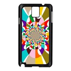 FOCUS Samsung Galaxy Note 3 N9005 Case (Black)