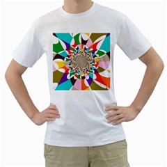 FOCUS Men s T-Shirt (White)