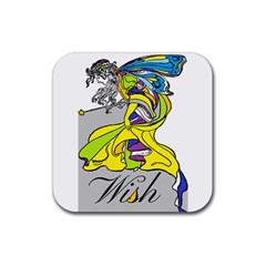 Faerie Wish Drink Coasters 4 Pack (square)
