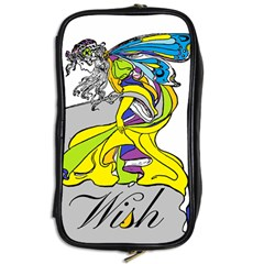 Faerie Wish Travel Toiletry Bag (one Side)