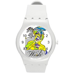 Faerie Wish Plastic Sport Watch (medium)