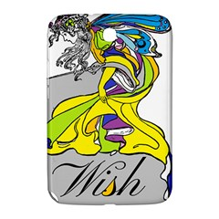 Faerie Wish Samsung Galaxy Note 8.0 N5100 Hardshell Case