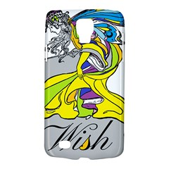 Faerie Wish Samsung Galaxy S4 Active (I9295) Hardshell Case