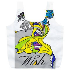 Faerie Wish Reusable Bag (XL)