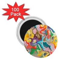 Marble 1 75  Button Magnet (100 Pack)