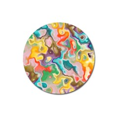 MARBLE Magnet 3  (Round)