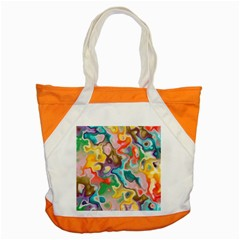 MARBLE Accent Tote Bag