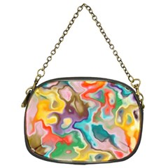 Marble Chain Purse (one Side)