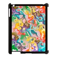 MARBLE Apple iPad 3/4 Case (Black)