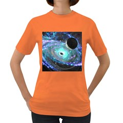 Wormhole2 Women s T-shirt (Colored)