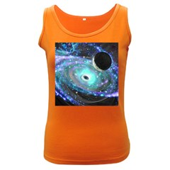 Wormhole2 Women s Tank Top (dark Colored)