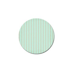 Hearts & Stripes Golf Ball Marker 4 Pack