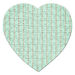 Hearts & Stripes Jigsaw Puzzle (heart)