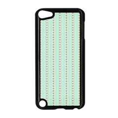Hearts & Stripes Apple iPod Touch 5 Case (Black)