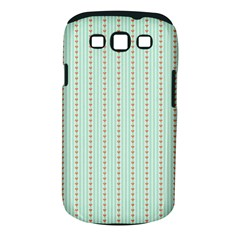 Hearts & Stripes Samsung Galaxy S III Classic Hardshell Case (PC+Silicone)