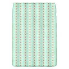 Hearts & Stripes Removable Flap Cover (Large)