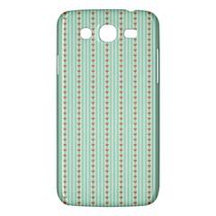 Hearts & Stripes Samsung Galaxy Mega 5 8 I9152 Hardshell Case