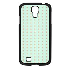 Hearts & Stripes Samsung Galaxy S4 I9500/ I9505 Case (Black)