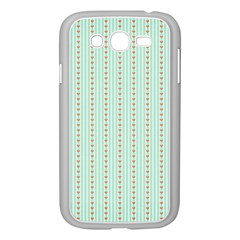 Hearts & Stripes Samsung Galaxy Grand Duos I9082 Case (white)