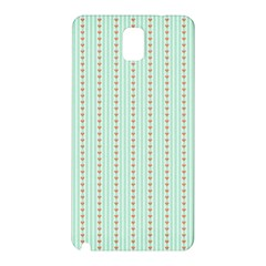 Hearts & Stripes Samsung Galaxy Note 3 N9005 Hardshell Back Case
