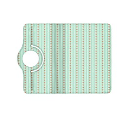 Hearts & Stripes Kindle Fire HD 7  (2nd Gen) Flip 360 Case