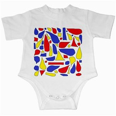 Silly Primaries Infant Bodysuit