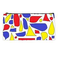 Silly Primaries Pencil Case