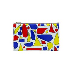 Silly Primaries Cosmetic Bag (small)
