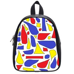 Silly Primaries School Bag (small)