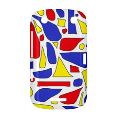 Silly Primaries BlackBerry Curve 9380 Hardshell Case