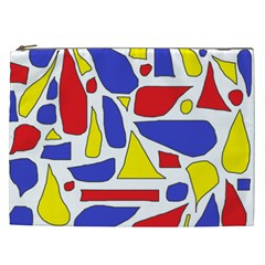 Silly Primaries Cosmetic Bag (xxl)