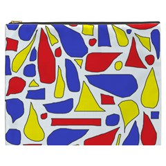 Silly Primaries Cosmetic Bag (XXXL)