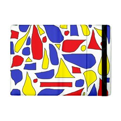 Silly Primaries Apple Ipad Mini Flip Case