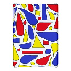 Silly Primaries Apple Ipad Mini Hardshell Case