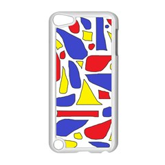 Silly Primaries Apple iPod Touch 5 Case (White)