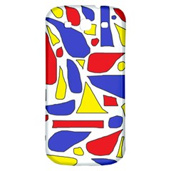 Silly Primaries Samsung Galaxy S3 S Iii Classic Hardshell Back Case