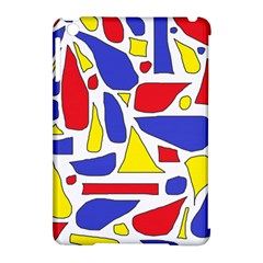Silly Primaries Apple Ipad Mini Hardshell Case (compatible With Smart Cover)