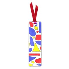 Silly Primaries Small Bookmark