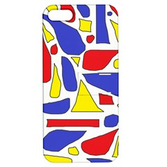 Silly Primaries Apple Iphone 5 Hardshell Case With Stand
