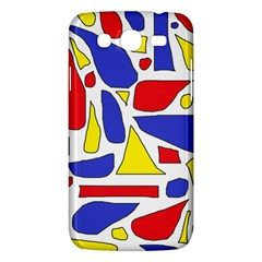 Silly Primaries Samsung Galaxy Mega 5 8 I9152 Hardshell Case