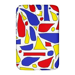 Silly Primaries Samsung Galaxy Note 8.0 N5100 Hardshell Case
