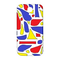 Silly Primaries Samsung Galaxy S4 I9500/I9505  Hardshell Back Case
