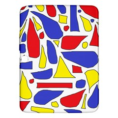 Silly Primaries Samsung Galaxy Tab 3 (10.1 ) P5200 Hardshell Case