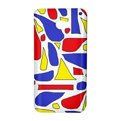 Silly Primaries HTC Butterfly S Hardshell Case